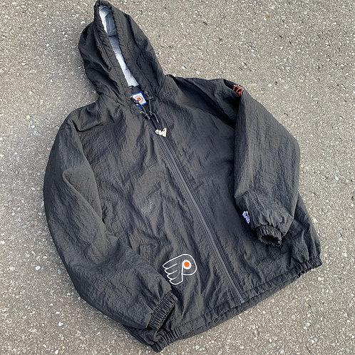 Vintage Philadelphia Flyers Jacket By Starter