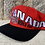 Thumbnail: Vintage Canada World Cup Of Soccer Snapback Hat By Apex