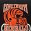 Thumbnail: Vintage Cincinnati Benglas T Shirt By Jerzees