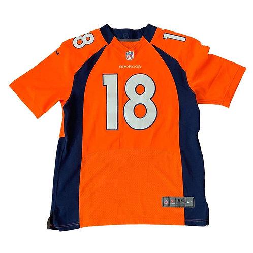 Denver Broncos Peyton Manning NFL Football Jersey By Nike