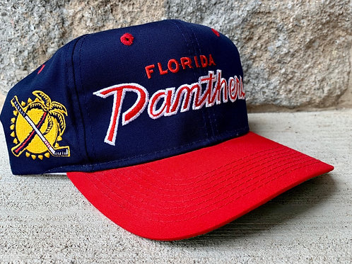 Vintage Florida Panthers Sports Specialties Script