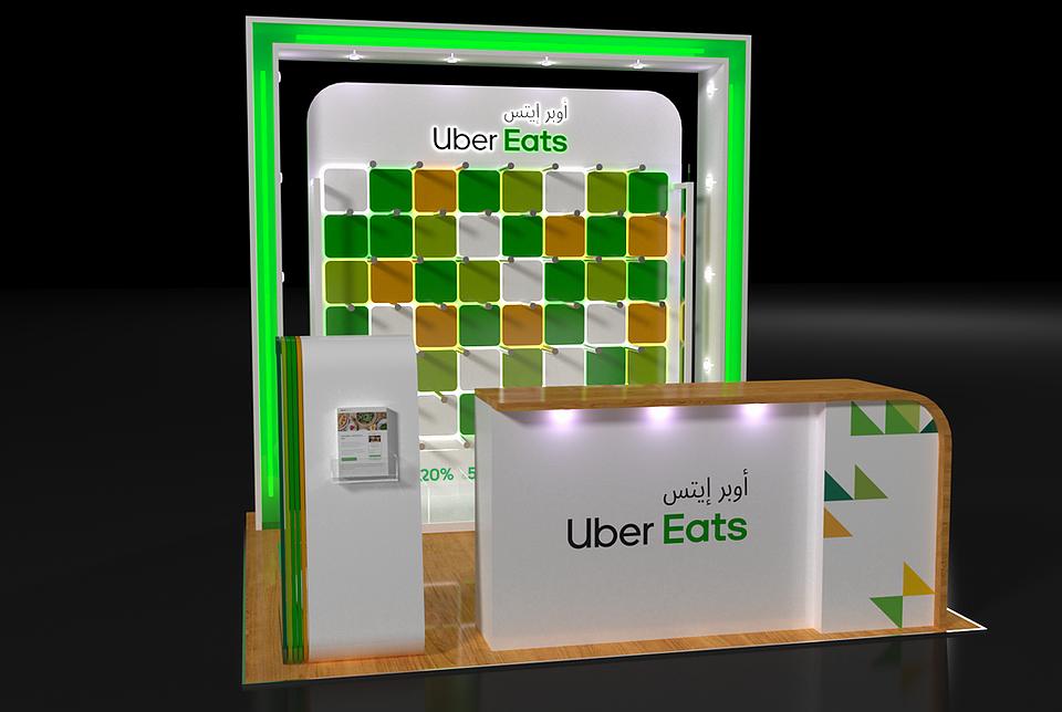 • Uber Eats