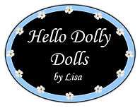 Hello Dolly Dolls by Lisa Olson