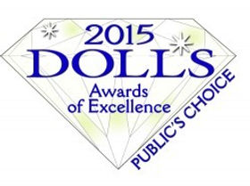 DOLLS Awards of Excellence Public's Choice