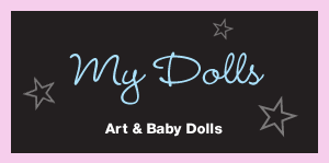 art and baby dolls - One Of A Kind