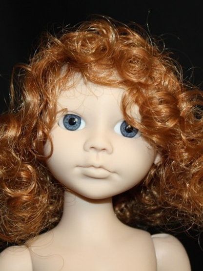 Laura ex wig color ginger size 7/8