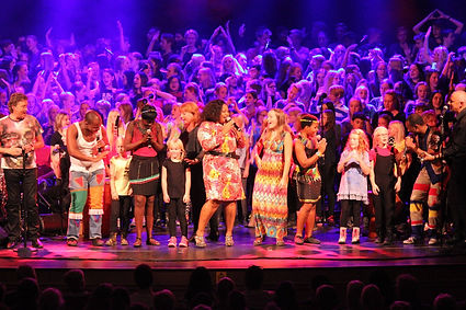 År 2013 reste Anja Lagerqvist med Star for Life till sydafrika.