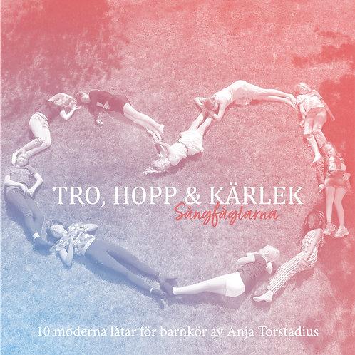 Tro, hopp & kärlek CD (2020)