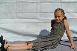 Hi Low Wrap Dress