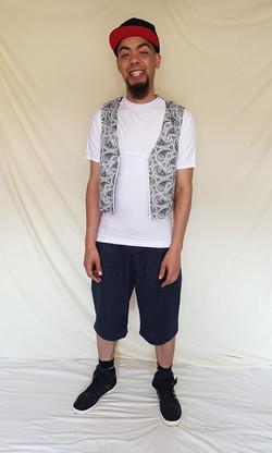 Waistcoat and Shorts