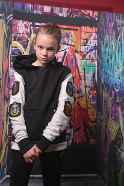 Childrens Hoodied Sweater