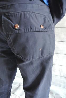 Navy Combat Pants