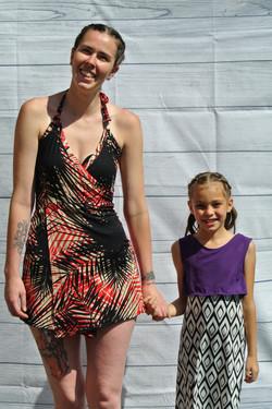 Double Top Dress