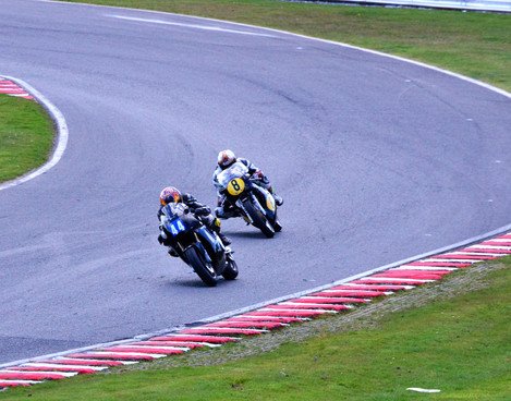 Taking the Chicane