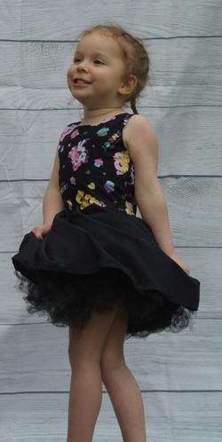 Black My Litte Pony Dress