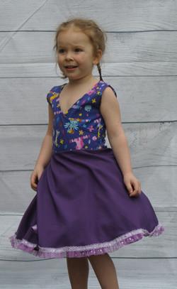 Purple My Little Pony Dress