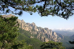 Mountain Corsica