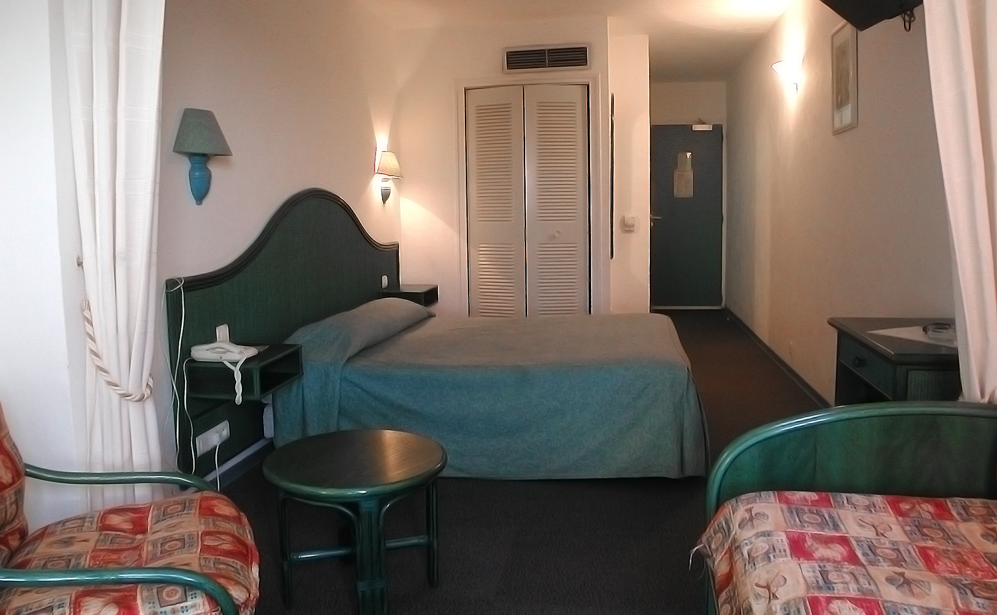 Hotel, figari, south corsica, bonifa