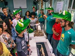 Projeto Caiman Abre Vaga de Estágio Remunerado em Educação Ambiental