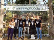 Projeto Caiman Participa do 9º Congresso Brasileiro de Herpetologia
