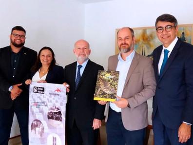 Instituto Marcos Daniel Participa de Reunião na Embaixada de Luxemburgo em Brasília