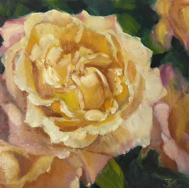Lemon Rose