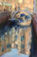 'Venice'  40 x 29 cm