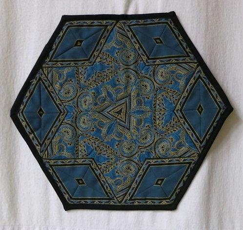 415, 416, 419 Hexagonal Trivets