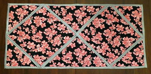 331 Table Runner, Cherry Blossoms