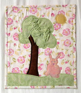 521 Wallhanging Bunny in Pastels.JPG