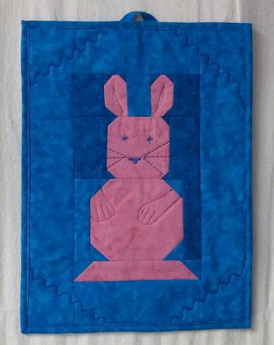 517 Batik Bunny