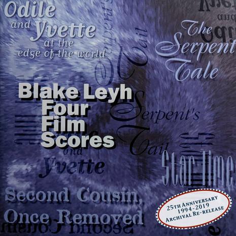 Blake Leyh / Four Film Scores