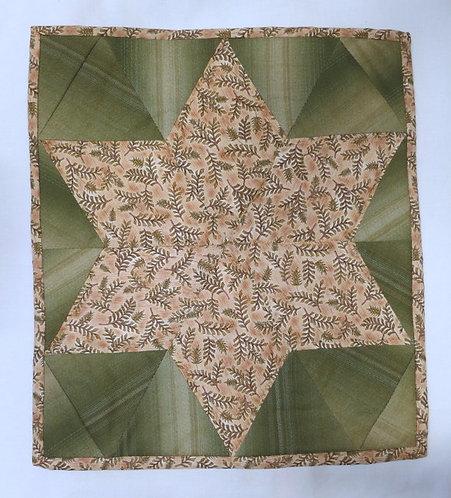572,573 Trivets, Star Design Fir Branch