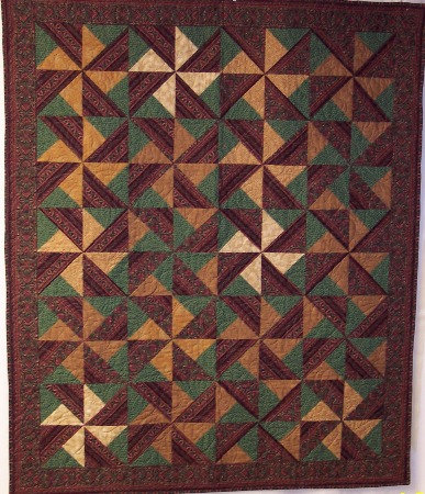 196 Windmill Quilt
