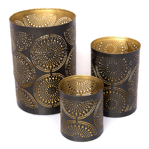 Starlight Candle Holders