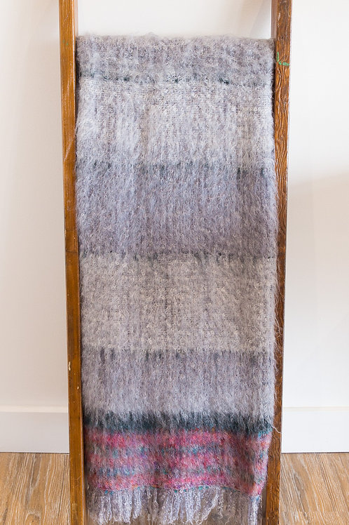 Luxury Kid Mohair Throw