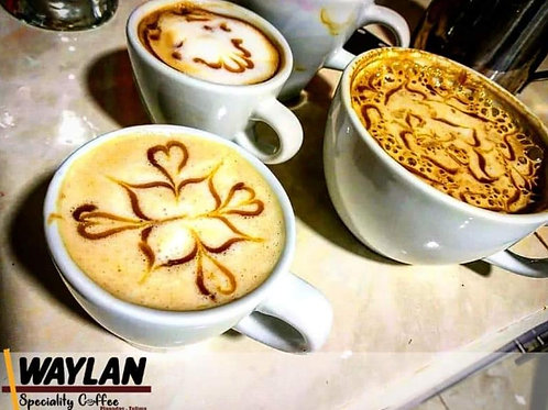 Cappuccino crema Whiskey