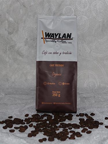 Café tostado y molido 250gr
