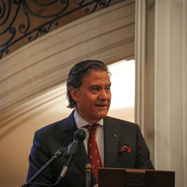 l'Ambassadeur du Portugal en France, Son Excellence Monsieur Jorge TORRES-PERREIRA,