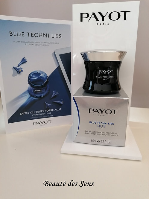 Blue Techni Liss nuit pot 50ml
