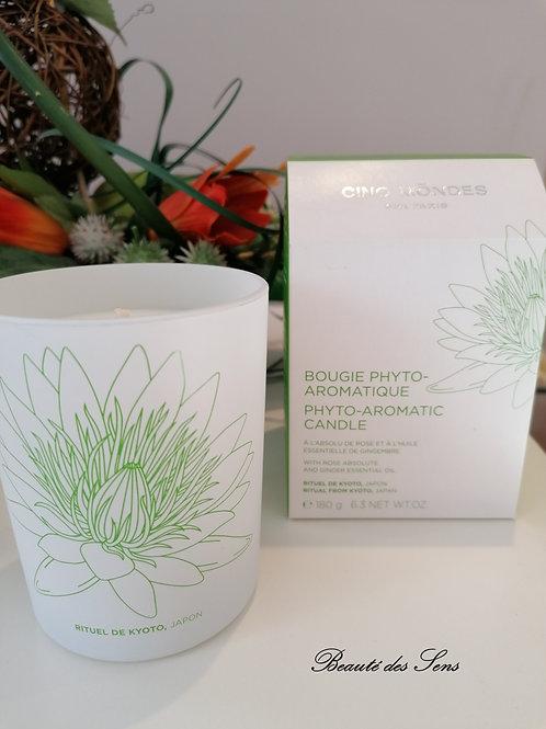 Bougie Phyto Aromatique