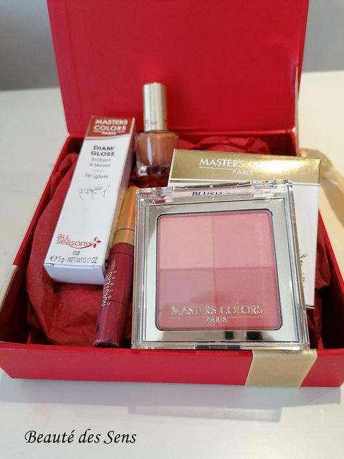 coffret maquillage Masters colors 3 produits