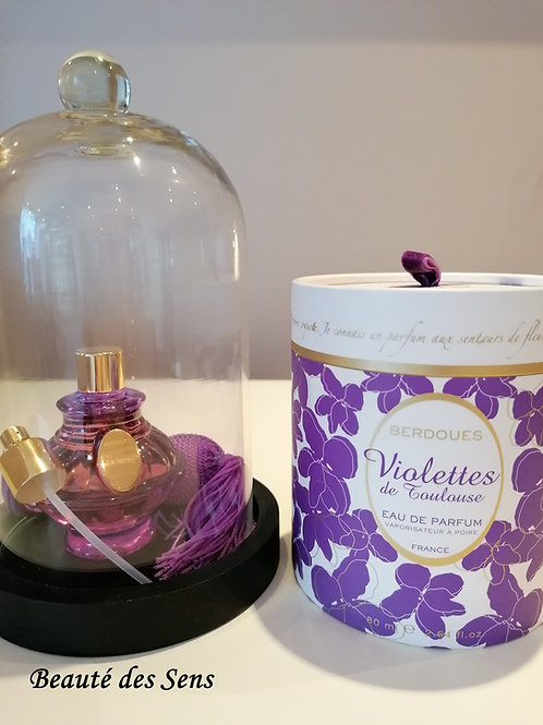 Eau de parfum Violettes de Toulouse 50 ml