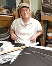 Kerry Jeffs, wire artist, wire painting, wire pictures, www.wirepictures.co.uk