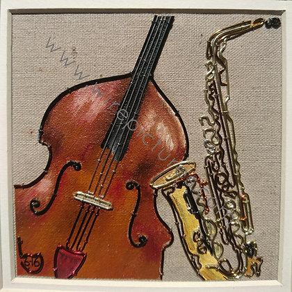 Sax & Cello Duet