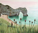 Durdle Dorset Door