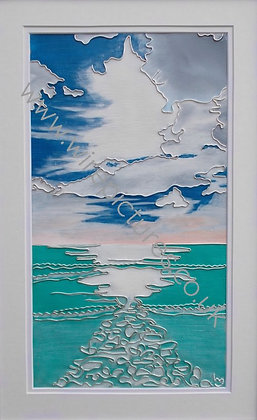 The Seascape Series. Silver Linings