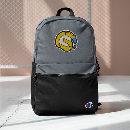 GSP Embroidered Backpack
