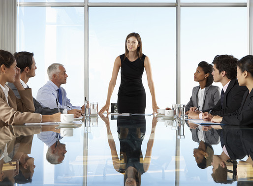5 ways to stand out in a male-dominated workplace