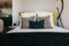 Bedroom, bed design